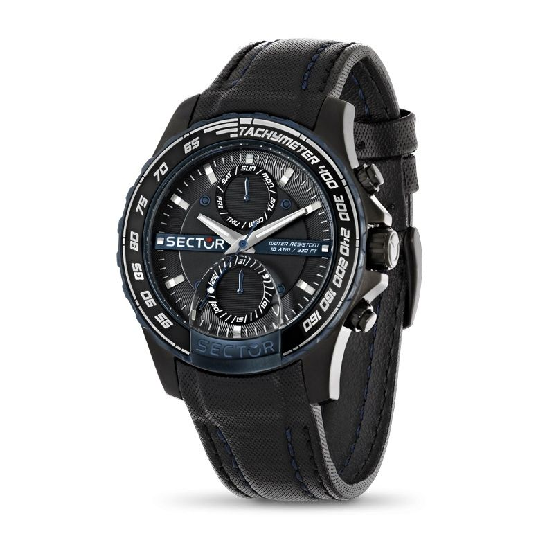 Orologio uomo Sector RACING R3251577003