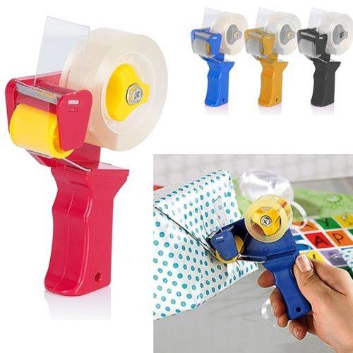 Mini dispenser roll per nastro adesivo in diversi colori
