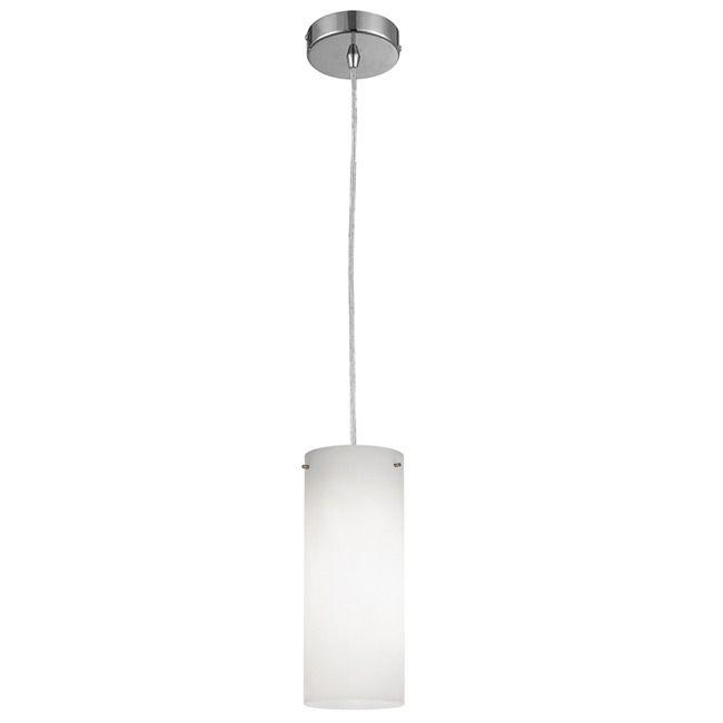 Lampadario con sospensione a cilindro Cm D 10xH 110 Lampada 1xE27 da 60W