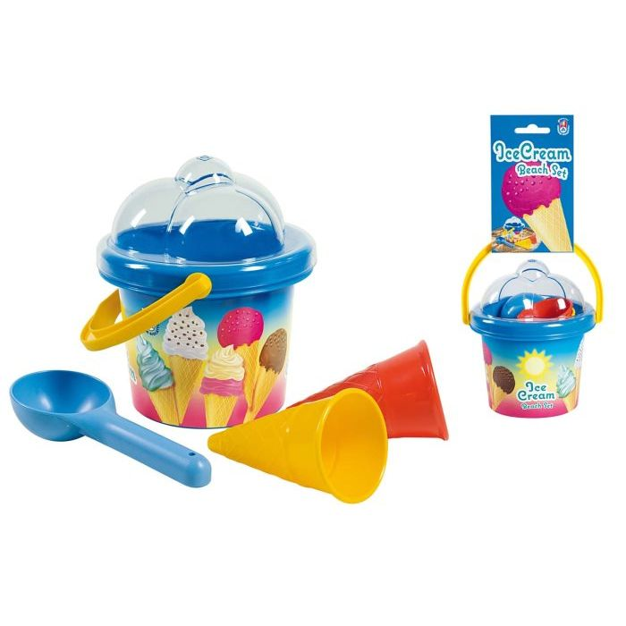 SET SECCHIELLO ICE CREAM