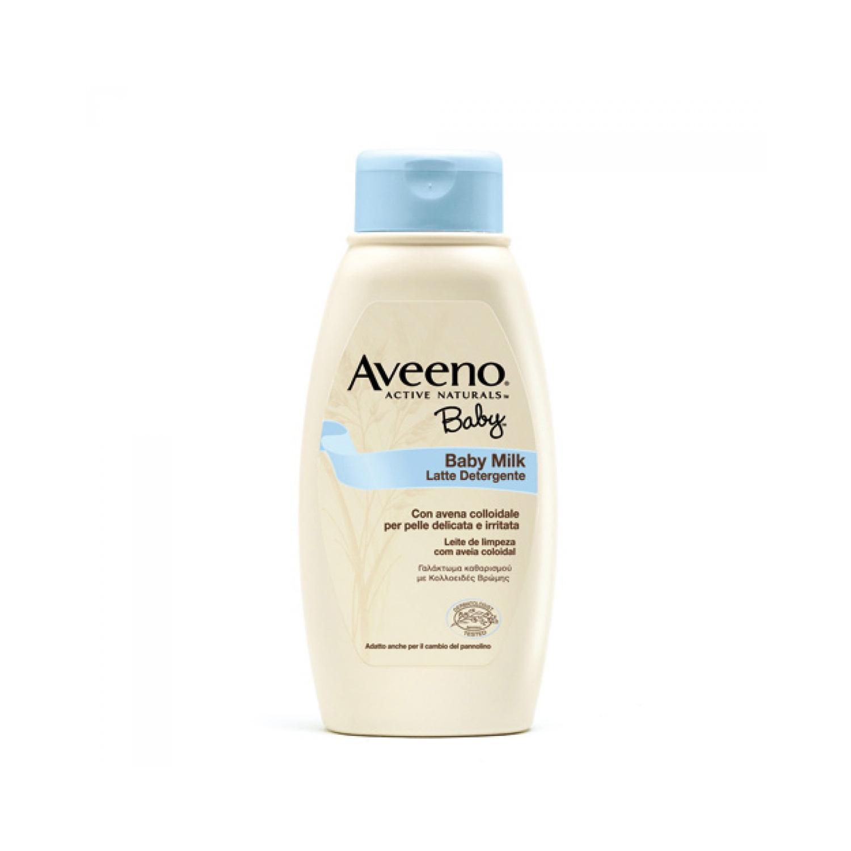 Aveeno Baby Latte Detergente Emolliente con Avena 250ml