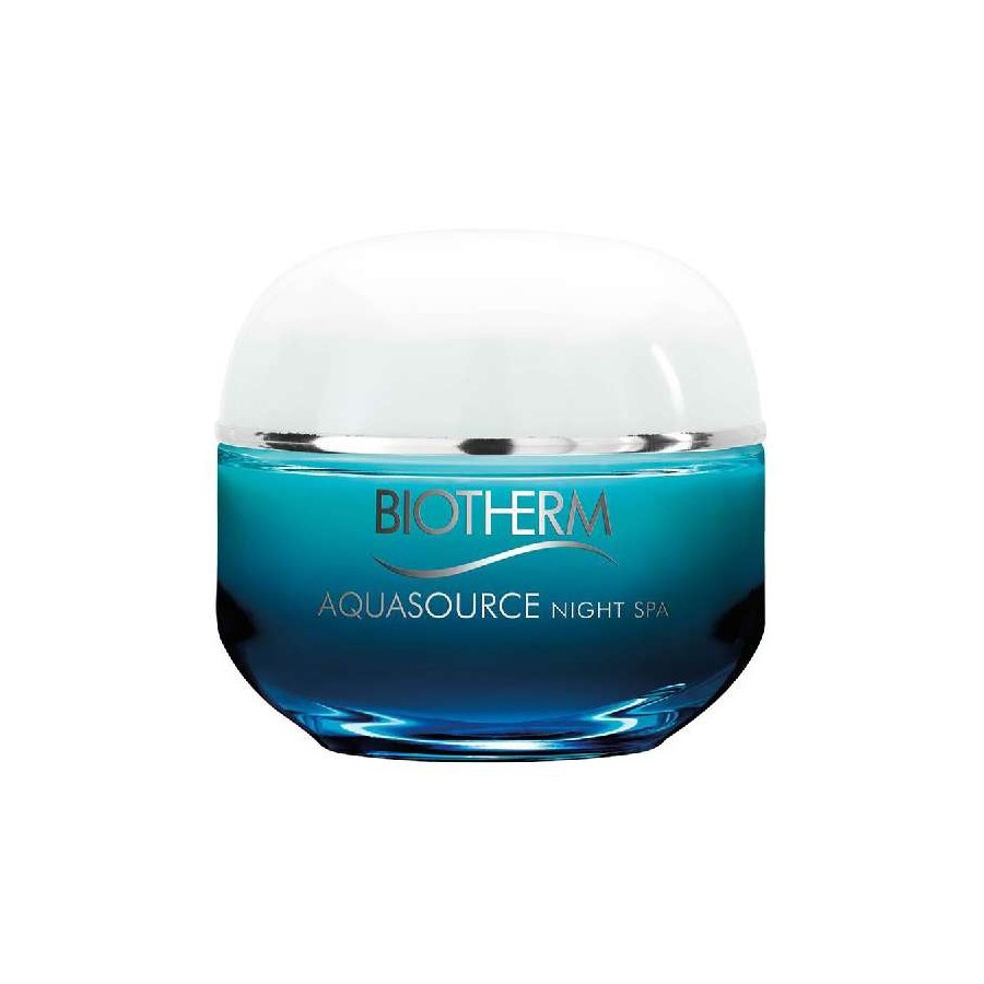 Biotherm  Aquasource night spa  balsamo notte viso 50 ml