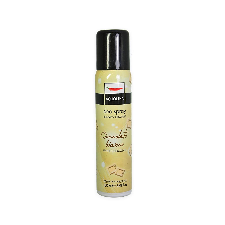 Aquolina  Cioccolato Bianco Deodorante Spray 100ml