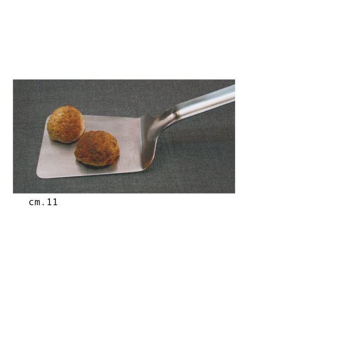 ALB Palette per fritto liscia INOX 292