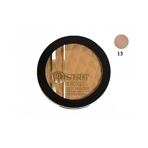 Astra  Bronze skin powder  terra abbronzante compatta 13 sabbia dore