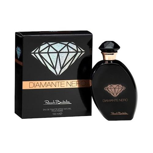 Renato Balestra  Diamante nero donna  eau de parfum 100 ml vapo