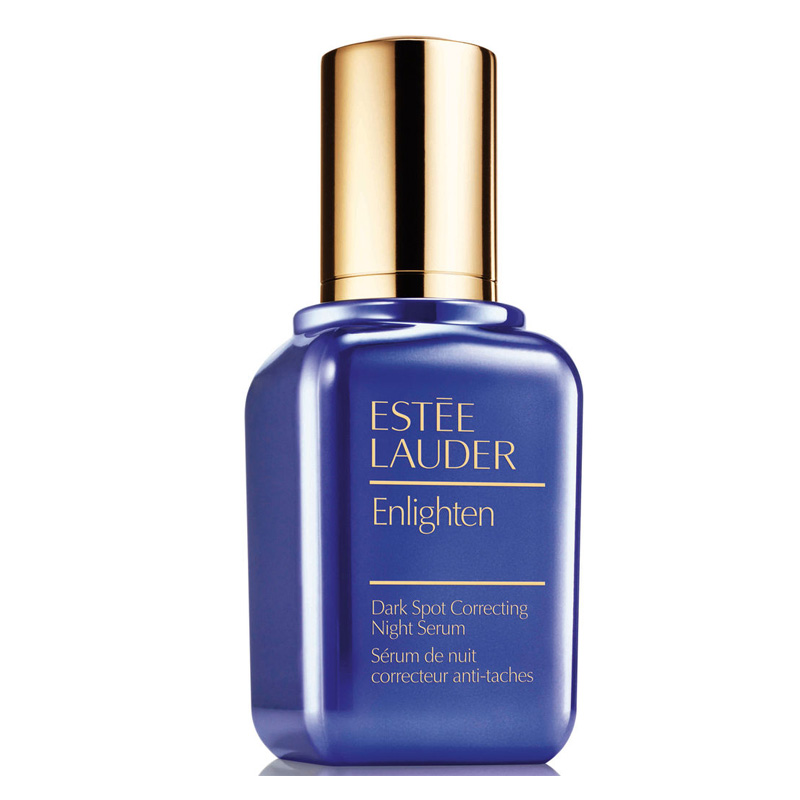 Este Lauder  Enlighten dark spot correcting night serum  siero notte correttivo antimacchie 30 ml
