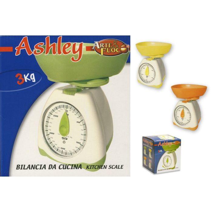 Sinsin AF Bilancia da Cucina Ashley 3KG Arancione C108251