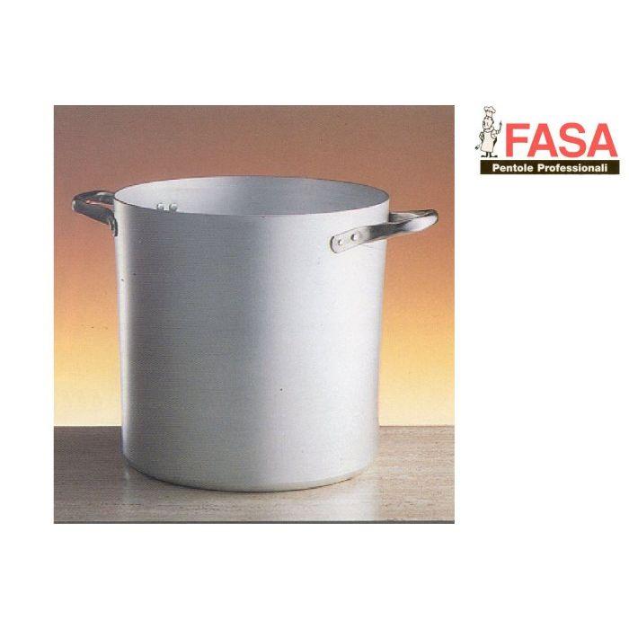 Fasa Pentola Alluminio 2 Manici 18 Lt 28 cm