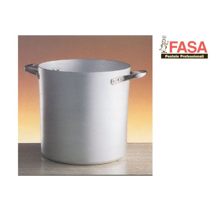Fasa Pentola Alluminio 2 Manici 75 Lt 46 cm