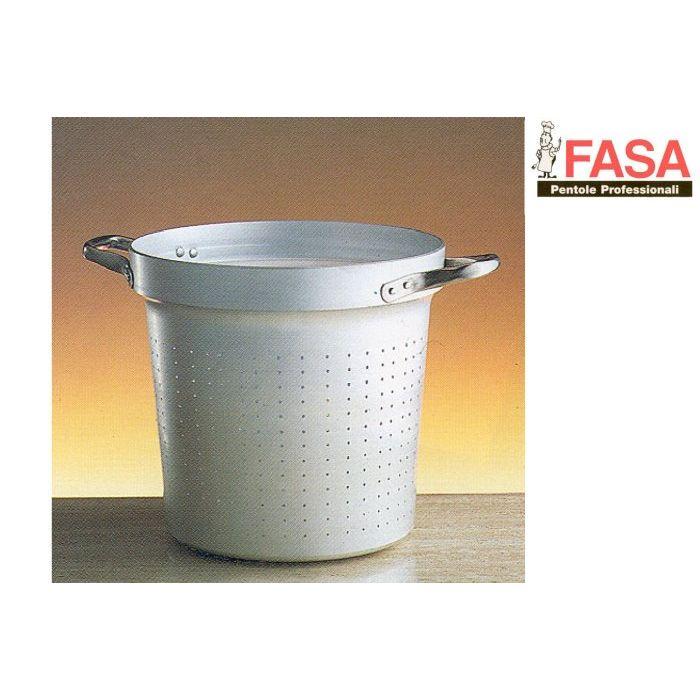 Fasa Colapasta per Pentola in Alluminio 46 cm