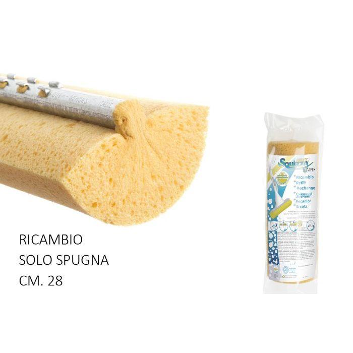 Ape Ricambio Spugna Lavapavimenti 28 cm