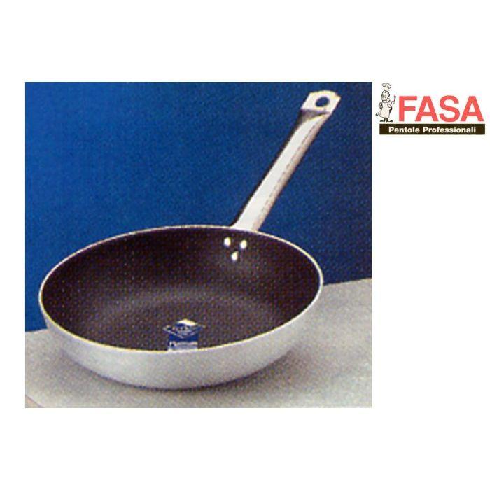 Fasa Padella Bassa Alluminio Teflon 24 cm