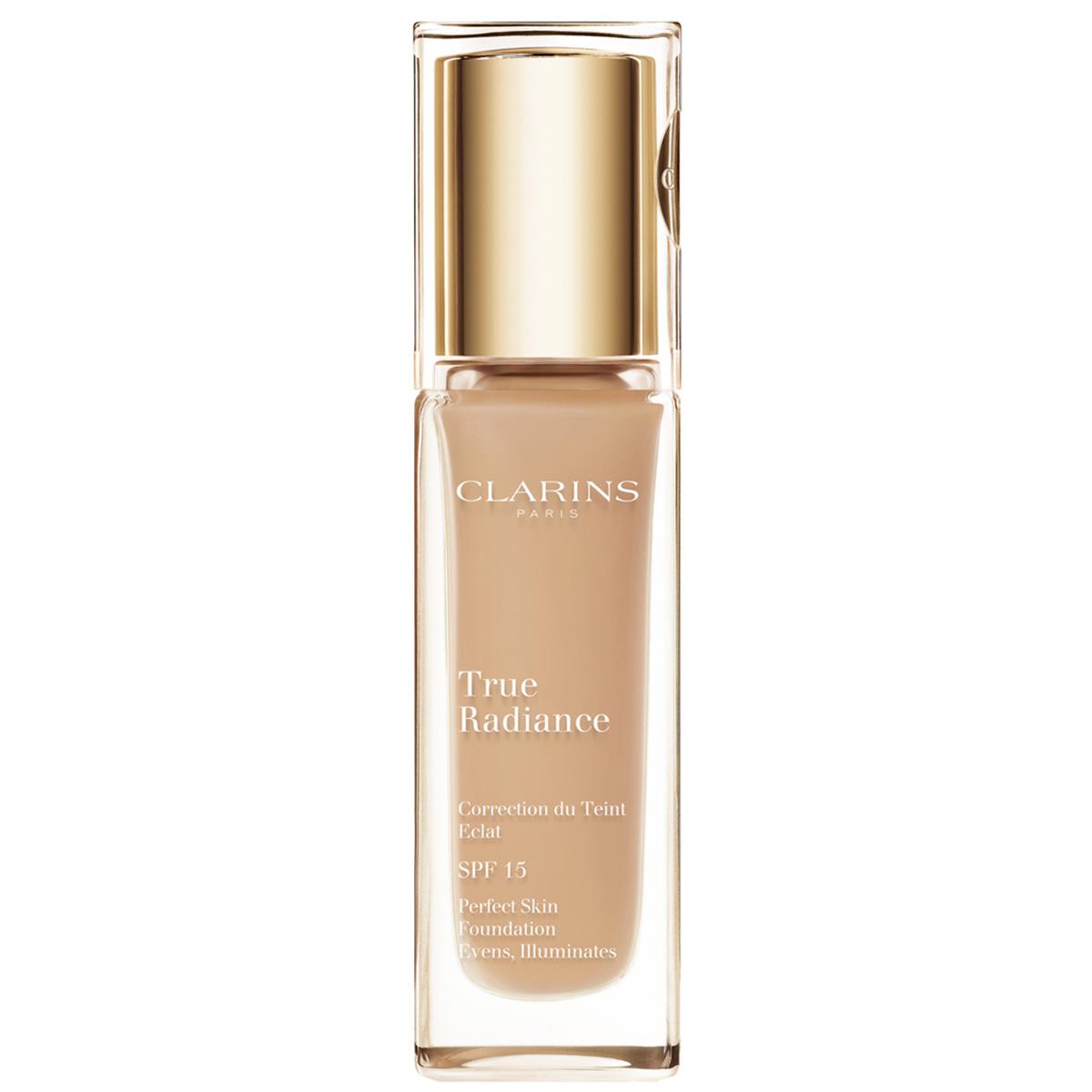 Clarins  True radiance  fondotinta 108 sand