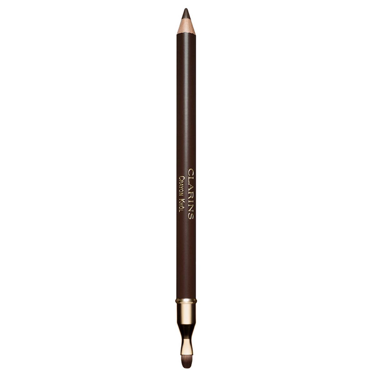 Clarins  Crayon khol kajal  matita occhi 02 intense brown