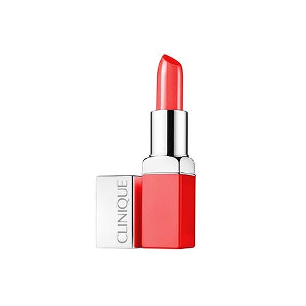 Clinique  Pop lip colour  primer  rossetto 06 poppy pop