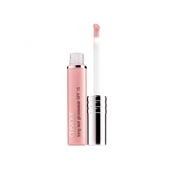 Clinique  Long last glosswear  gloss 21 bamboo pink