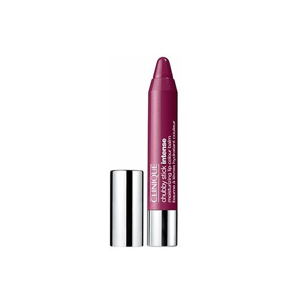 Clinique  Chubby stick intense moisturizing lip colour balm  balsamo colorato 08 grandest grape