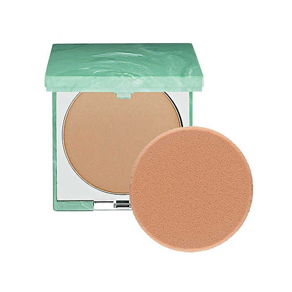 Clinique  Staymatte sheer pressed powder oilfree  cipria 17 stay golden