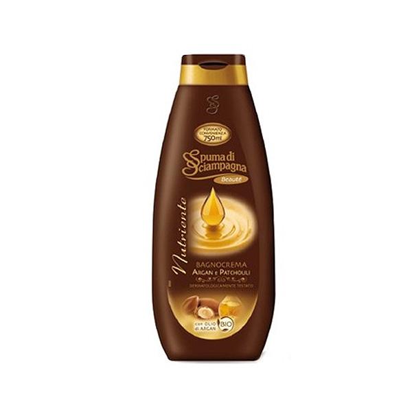 Spuma di Sciampagna  Bagno crema argan 750 ml
