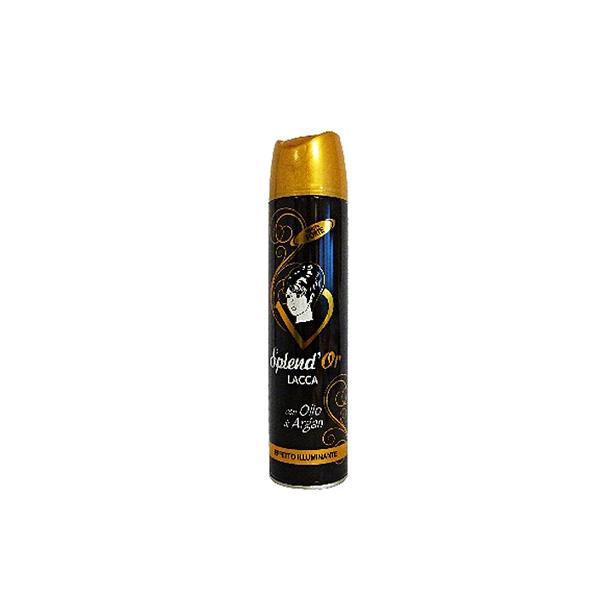 Splendor  Lacca per capelli con olio di argan 400 ml