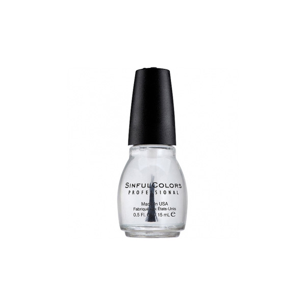 SinfulColors  Nail care  smalto 1064 clear coat