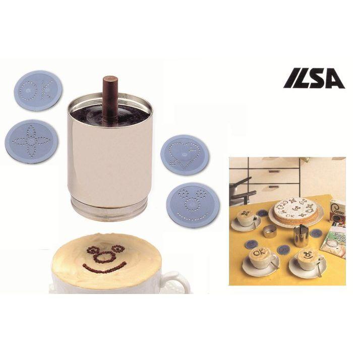 Ilsa Decoratore e Spargitore Inox