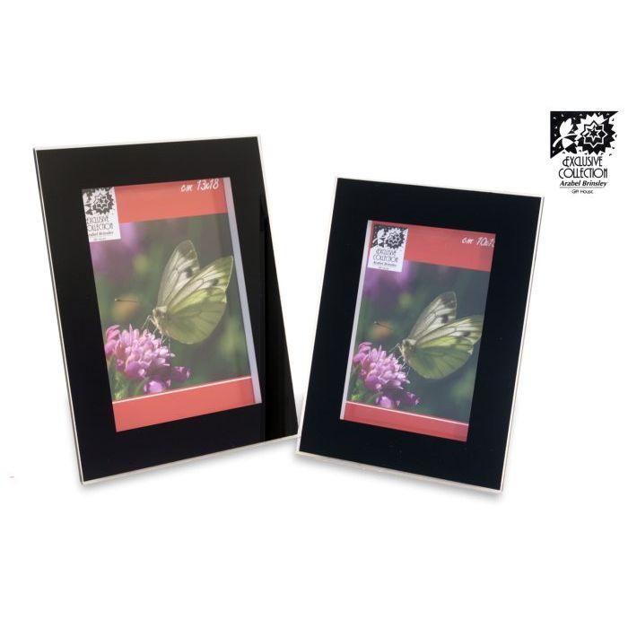 Sinsin Portafoto Plexiglass Nero 10 x 15 cm