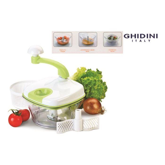 Ghidini Tritatutto Mixer Multifunzione Acea