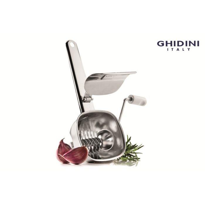 Ghidini Tritatutto Inox
