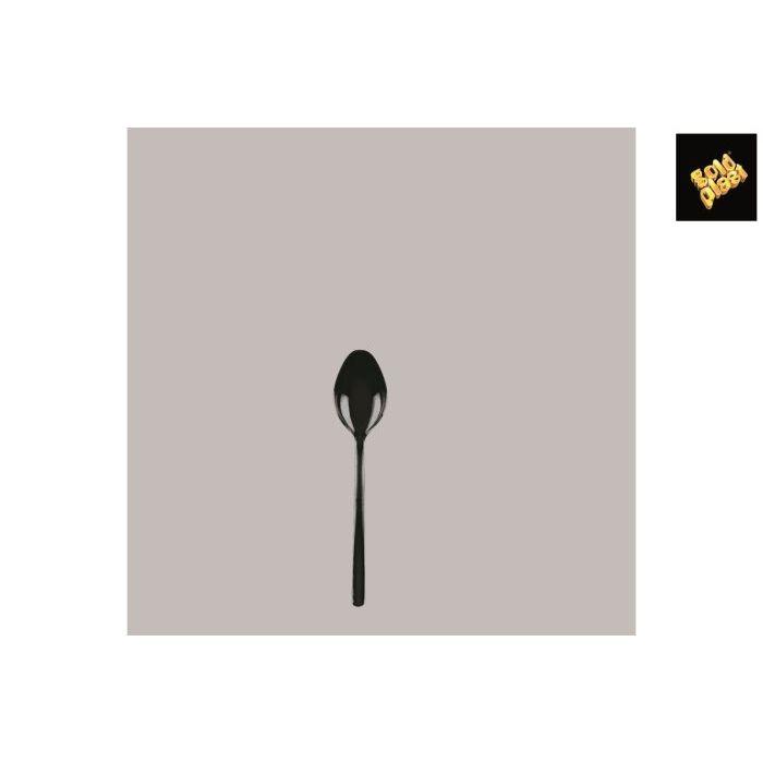 Goldplast Cucchiaino Mini 50 Pezzi Nero