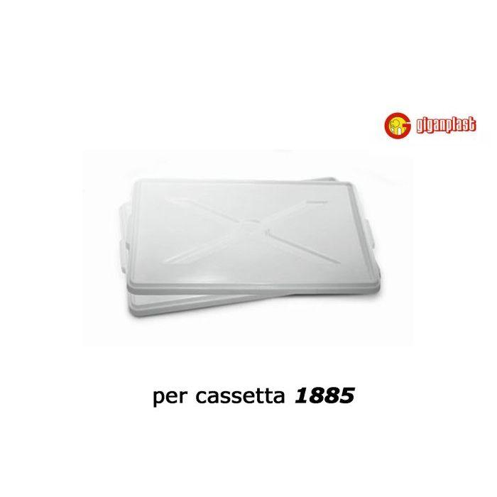 Giganplast Coperchio Cassetta Pizza Gigan 60 x 40 cm