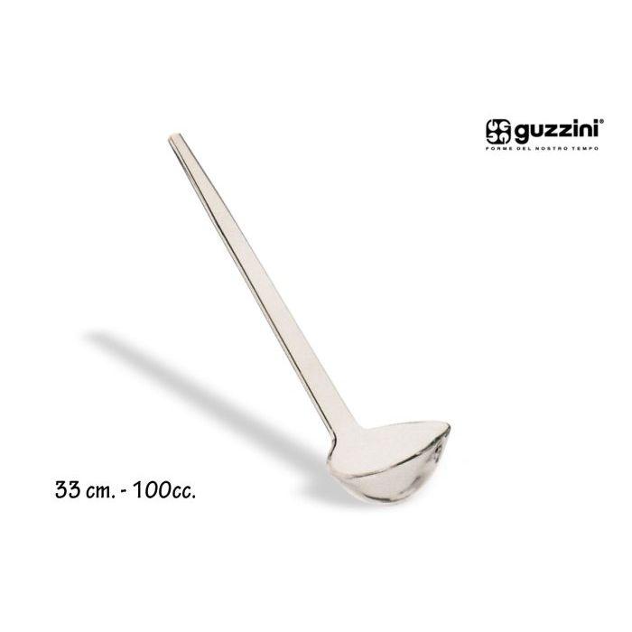 Guzzini Mestolo Punch Trasparente 32 cm