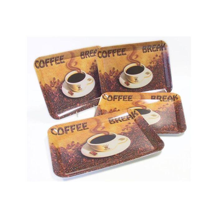 Sinsin Vassoio Caff Melam 42 x 30 cm