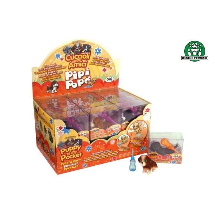 Gig Cuccioli Pip Pop