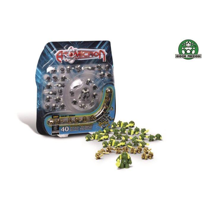 Giochi Preziosi Atomicron Mega Esercito 40 Pezzi
