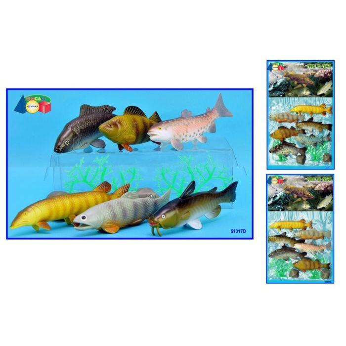 Ginmar Animali Pesci di Fiume