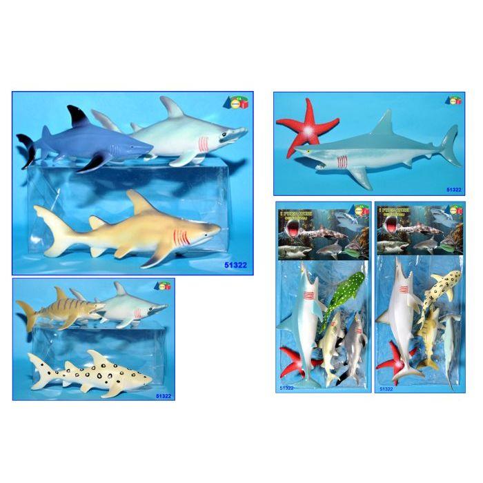 Ginmar Animali Pesci Predatori