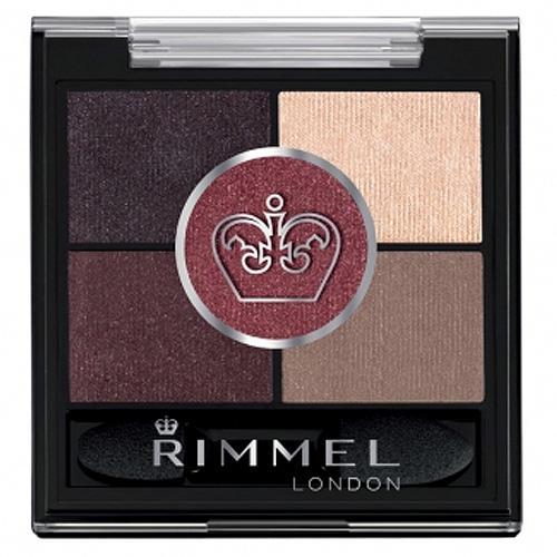 Rimmel Glameyes hd eyeshadow ombretto 022 brixton brown