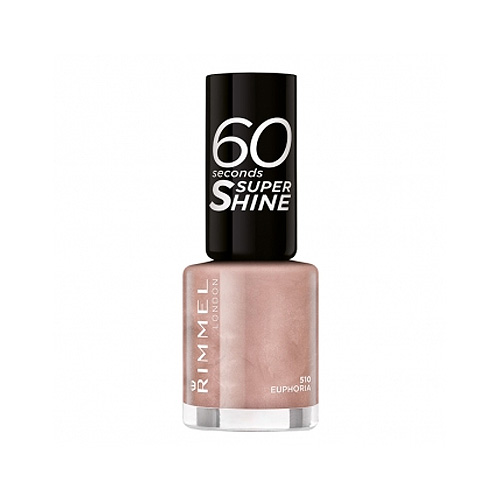 Rimmel  60 seconds super shine  smalto 510 euphoria
