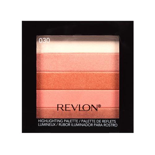 Revlon  Highlighting palette fard bronze glow