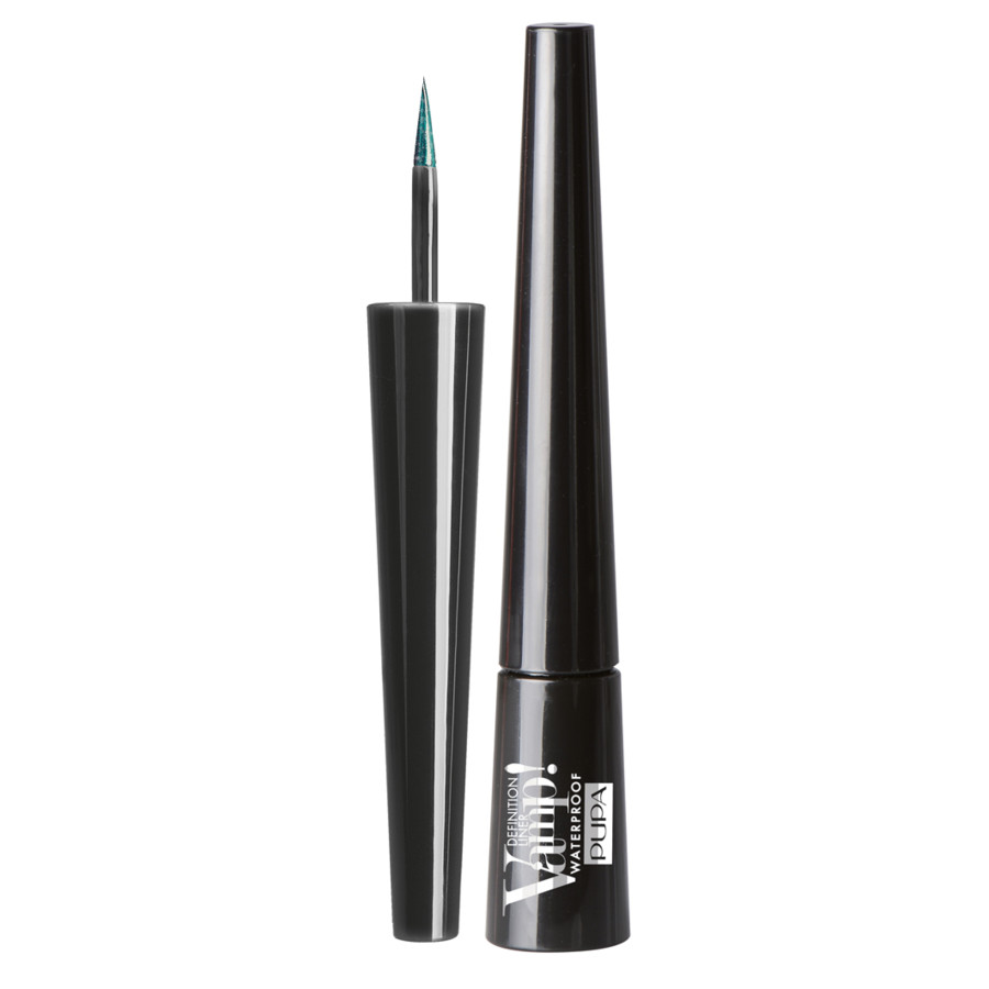 Pupa  Vamp definition liner waterproof  eyeliner 004 pearly peacock