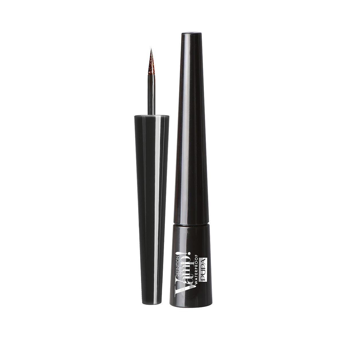 Pupa  Vamp definition liner waterproof  eyeliner 002 pearly brown