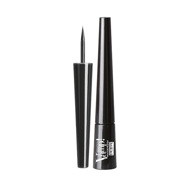 Pupa  Vamp definition liner waterproof  eyeliner 001 glossy black