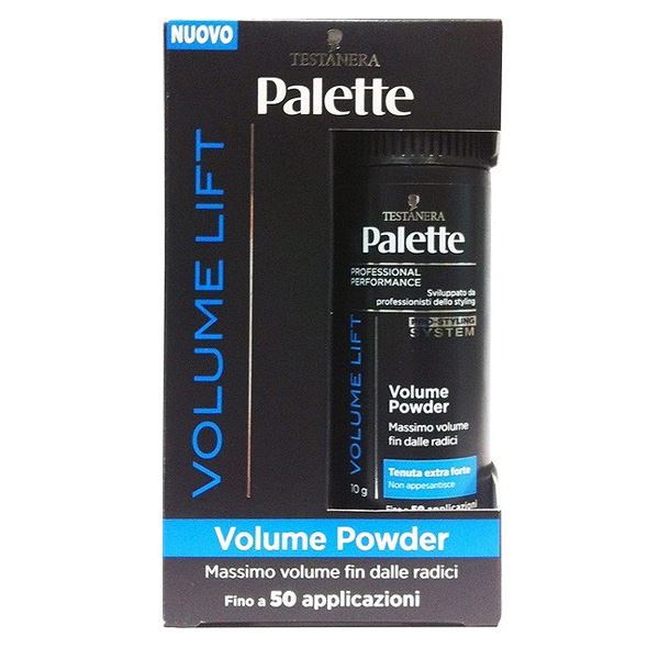 Testanera  Palette volume powder 10 gr