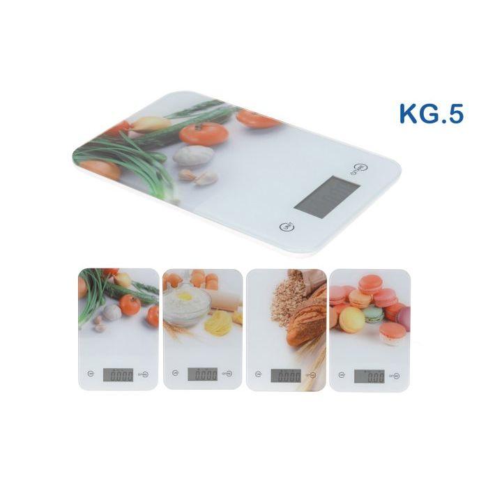 Sinsin Bilancia da Cucina Digitale 5 Kg