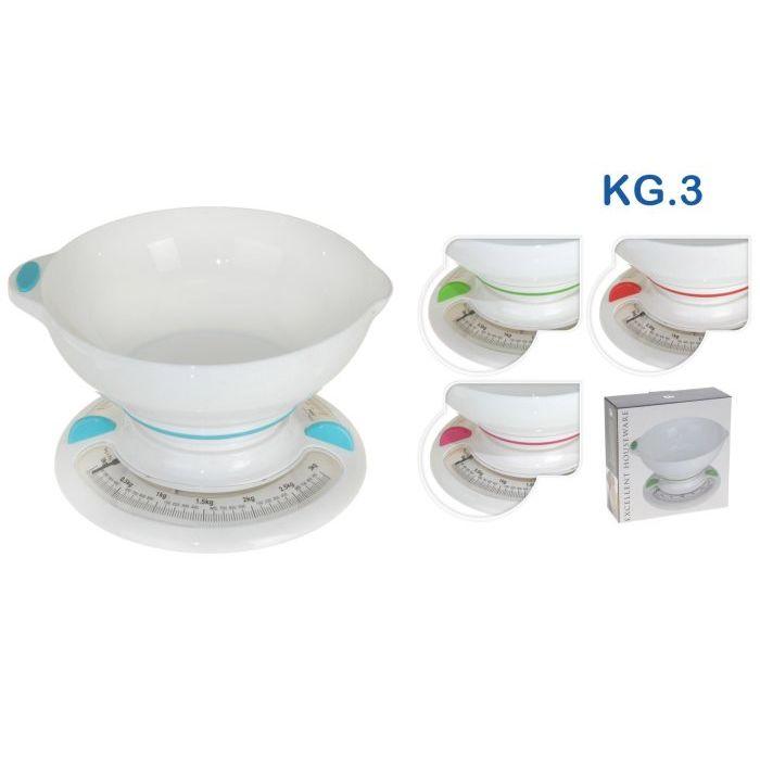 Sinsin Bilancia da Cucina 3 Kg