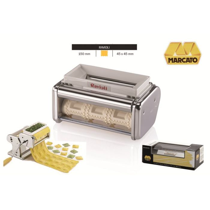 Marcato Accessorio Taglio Atlas 150 Ravioli 42 x 42 mm