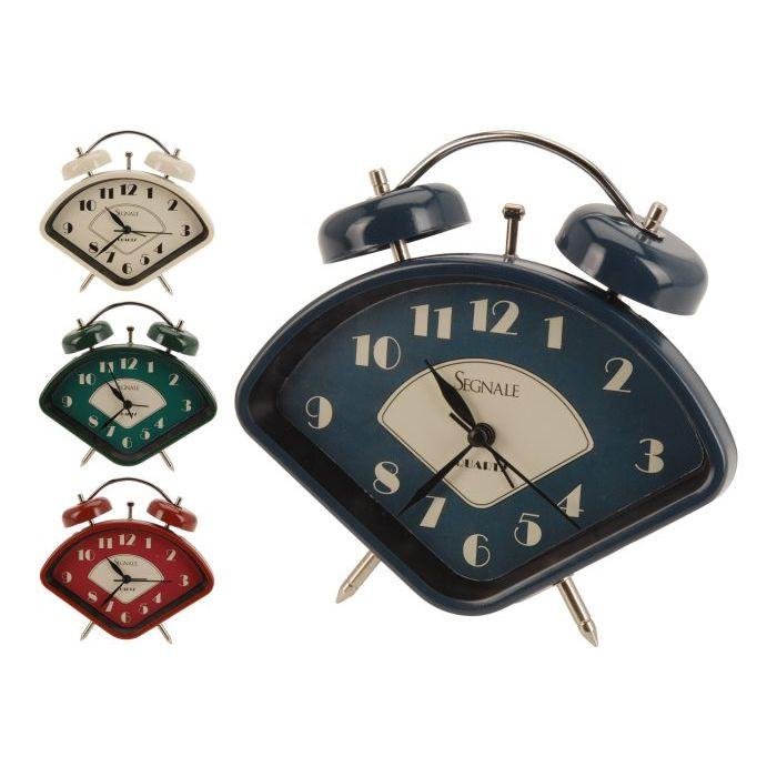 Sinsin Orologio Sveglia Vintage 15 cm