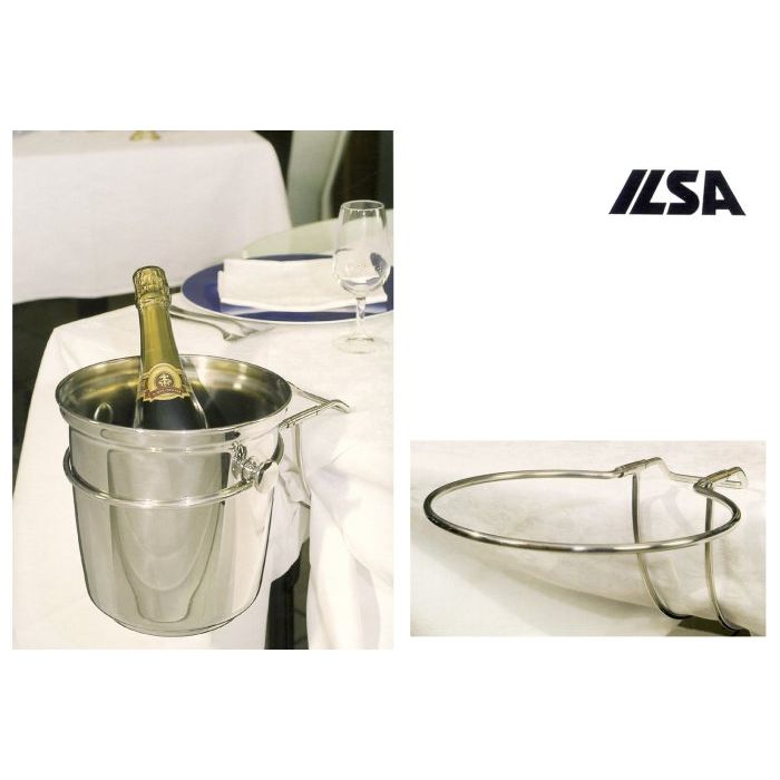 Ilsa Supporto da Tavolo Secchio Champagne